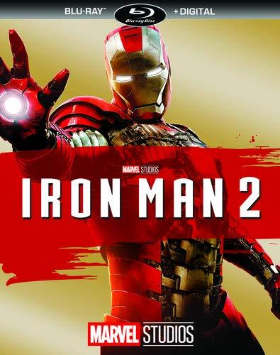 IRON MAN 2 [Blu-ray] ()