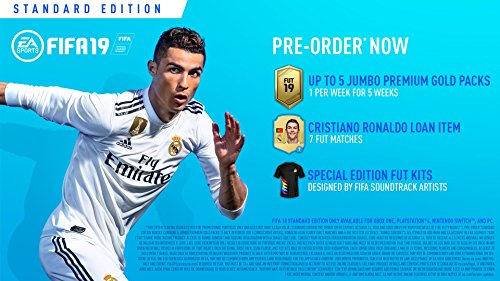 FIFA 19 [Online Game Code] by Electronic Arts (Image #2)