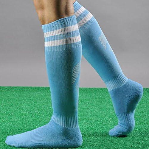 OPAKY Men Sport Football Soccer Long Socks Over Knee High Sock Baseball Hockey MenS Soccer Stockings Free Shipping