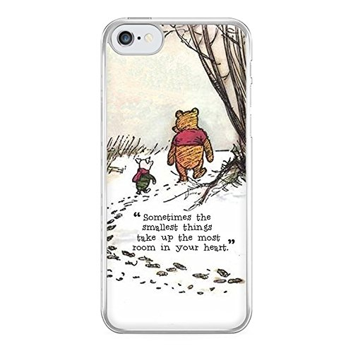 Fun Cases - Sometimes The Smallest Things - Winnie The Pooh Phone Case - Galaxy S5 Compatible