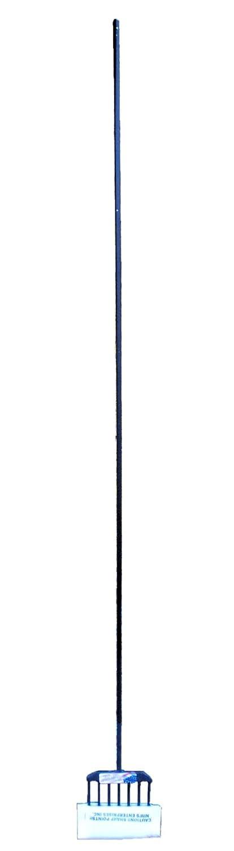 Heat Treated Steel #NSP-7 Nims 7-tine Perch Spear