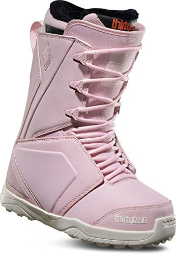 Mountain Womens Boots Snowboard All (thirtytwo Lashed Women's '18 Snowboard Boots, Pink, 6)