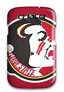 Hot Style Rfddzrz1922FporX Protective Case Cover For Galaxys3(artistic Florida State Seminoles Logo Iphon S)
