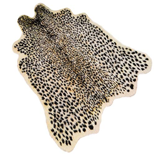 Leopard Print Rug 3.3