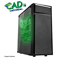 Computador WorkStation CAD Bits - Intel® Xeon®, 16GB, HD 1TB, SSD 120GB, Nvidia Quadro P400