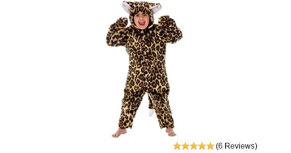 Cheetah Tiger Animal Print Tutu and Headband Ears Child Animal Dress Up Set
