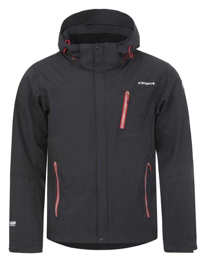 Icepeak Severin Men's Softshell Jacket, Men, Softshell Jacket Severin