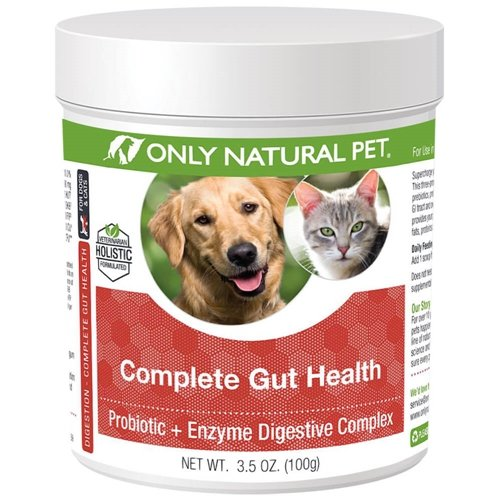 Only Natural Pet Complete Gut Health 3.5 oz Powder