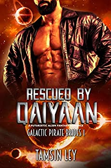 Rescued By Qaiyaan - Tamsin Ley