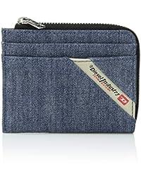 Diesel Denimline Pass-me-Card-Holder - Tarjetero para hombre