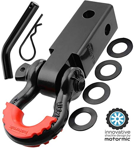 Hitch Ring - motormic Shackle Hitch Receiver 2