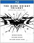 Cover Image for 'The Dark Knight Trilogy Special Edition (BD)'