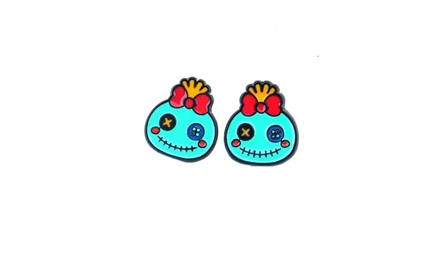 Lilo Scrump Doll Stud Earrings
