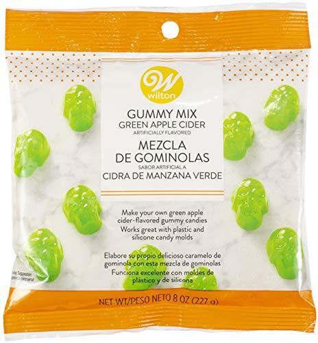- Green Apple Gummy Mix, 8 Ounces by Wilton