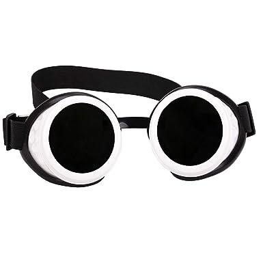 Amazon.com: FUT Gafas de sol ovaladas retro vintage ...