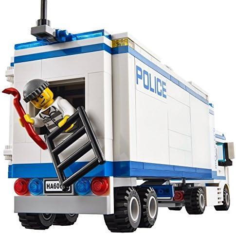 LEGO - 60044 - Jeu De Construction - L' Unité De Police Mobile