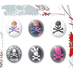 iphone home button sticker 6 pieces home button sticker for iphone 4 4s 3796
