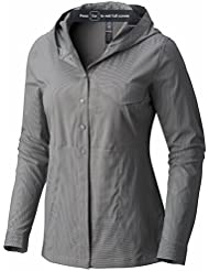 Mountain Hardwear Womens Citypass Long Sleeve Shirt