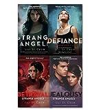 download ebook strange angels collection 4 books set, (jealousy, betrayals, strange angels and defiance) pdf epub