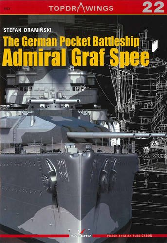 The German Pocket Battleship Admiral Graf Spee (TopDrawings)