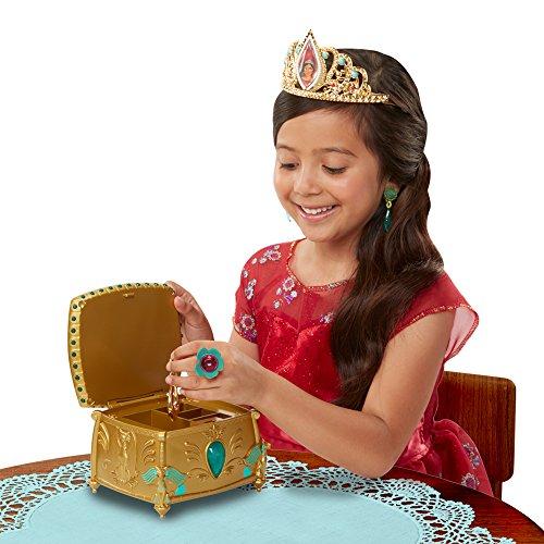 - Elena of Avalor Disney Light Of Enchantment Jewelry Box