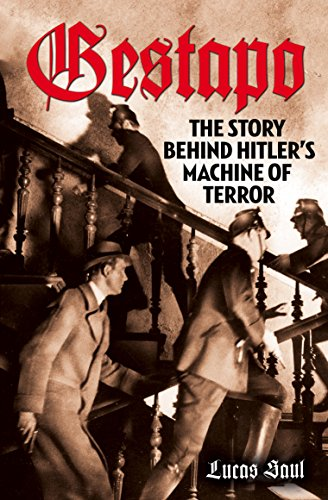 [Gestapo: The Story Behind Hitler's Machine of Terror] (Communist China Costume)