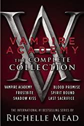 Vampire Academy: The Complete Collection: 1/6
