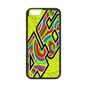 iphone 6s Plus 5.5 Custom Cell Phone Case Valentino Rossi Case Cover WEFF37186