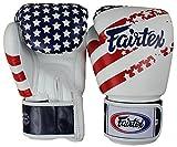 Fairtex Limited Edition USA Thai Style Training Gloves-16oz.