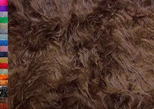 Kunstpelz Kunstfell Tierfell Stoff Imitat Pelzimitation Webpelz Winter Kleidung
