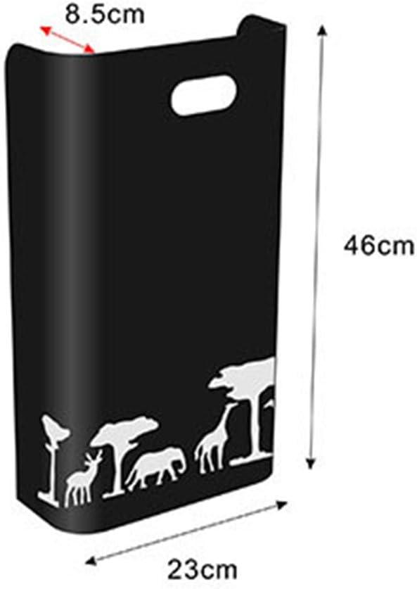 Color : Black LPYMX Umbrella Storage bin//Multi-Function Umbrella Stand