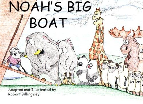 Noah's Big Boat pdf
