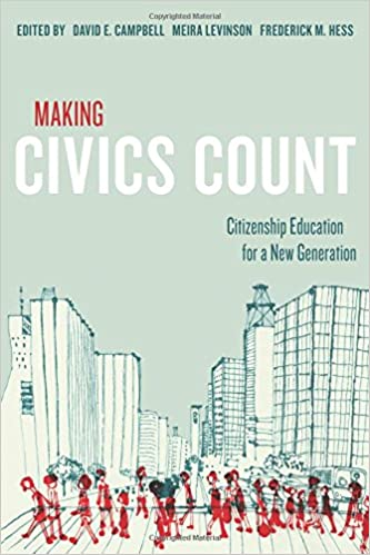 image for Making Civics Count: Citizenship Education for a New Generation