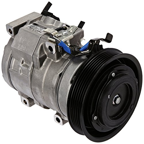 - Denso 471-1416 New Compressor with Clutch