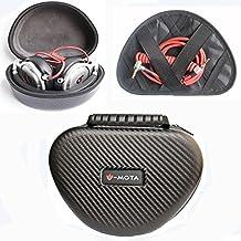 Protection Carrying Headset-headphones Carrying Hard Case Travel Bag Cover Box Cover Case for Skullcandy Crusher Sennheiser Urbanite XL Momentum2.0 Bluetooth Wireless Over-Ear Headphone (Case)
