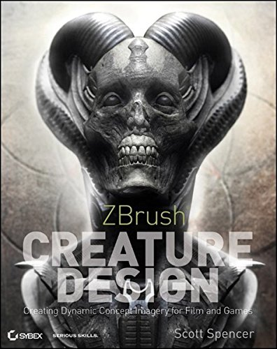 3d creature development - 5