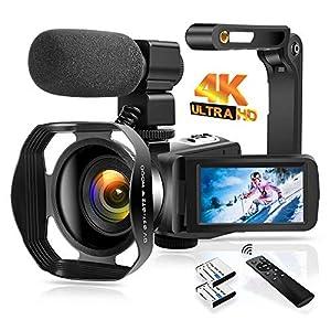 Flashandfocus.com 51t-u2IL1iL._SS300_ 4K Video Camera Camcorder 48.0MP