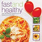 img - for Fast & Healthy by Airey, Flora (2004) Paperback book / textbook / text book