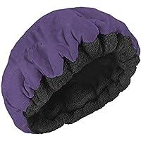 EZIZB Bonnet Chauffant pour Soins Capillaires, Bonnet du Salon Auto Chauffant Cheveux pour Masque Charlotte Auto chauffante
