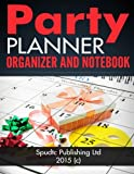 Party Planner Organizer and Notebook