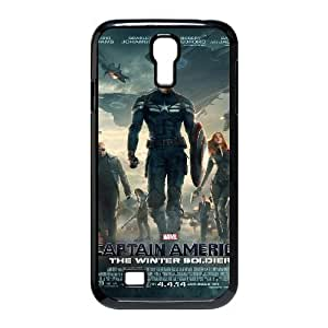 C-EUR Customized Captain America 2 Pattern Protective Case Cover for Samsung Galaxy S4 I9500