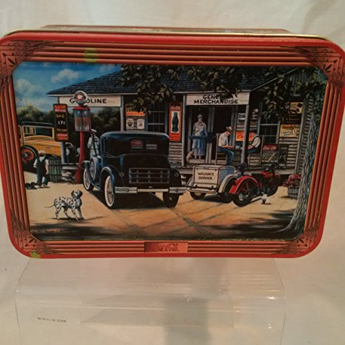 (Coca-Cola Country Store Tin, Coca-Cola Bottling Company Tin, Coca Cola Dalmation)