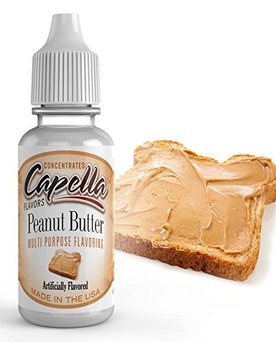 Capella Flavor Drops Peanut Butter Concentrate 13ml