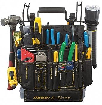 Bolsa de herramientas completa con caja de piezas vacía: Amazon.es: Amazon.es