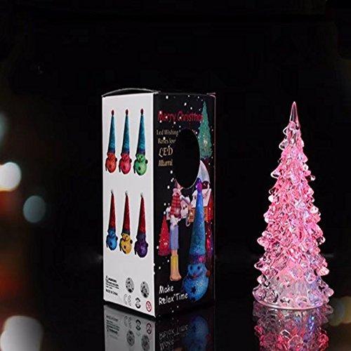 Ge Led Crystal Miniature Lights Blue - 5