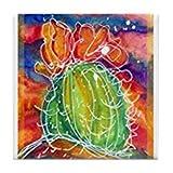 CafePress - Cactus, Southwest Art! - Tile Coaster, Drink Coaster, Small Trivet