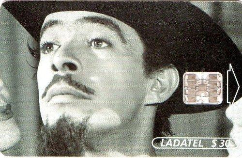 Gestos Tin Tan German Valdes Origin Mexican Ladatel Phone Card El Rey Del Barrio