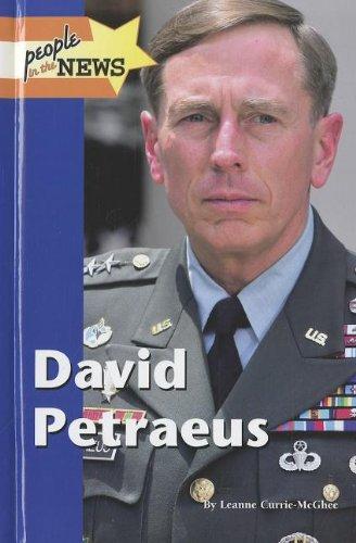 David Petraeus (People in the News)