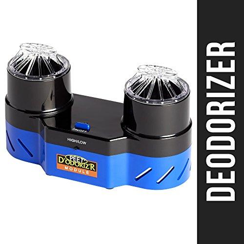 PEET - D'Odoriz'r Sanitizing and Deodorizing Module, Black/Blue