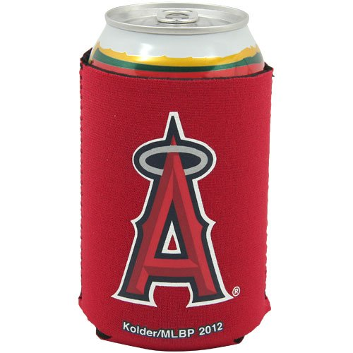 - MLB Los Angeles Angels of Anaheim Collapsible Koozie